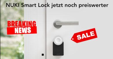 Nuki senkt Preise für Smart Lock 2.0