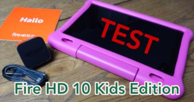 Fire HD 10 Kids Edition – Ein Tablet speziell für Kinder?